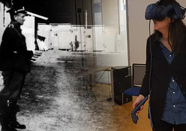 Tábor v Letech u Písku budou moci studenti navštívit ve virtuální realitě