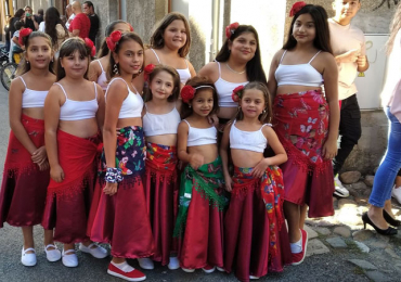 """Volnočasové aktivity pro romské a české děti, které organizuje ROMEA, se konaly i během """"koronavirového"""" roku 2020"""