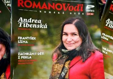Nové Romano voďi: Neuvěřitelný příběh Alfrédy Markowské, zachránkyně romských a židovských dětí před nacisty, psycholožka Andrea Tibenská nebo František Lízna, in memoriam